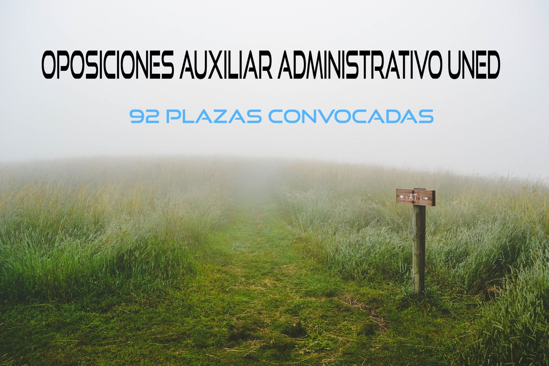auxiliar administrativo uned